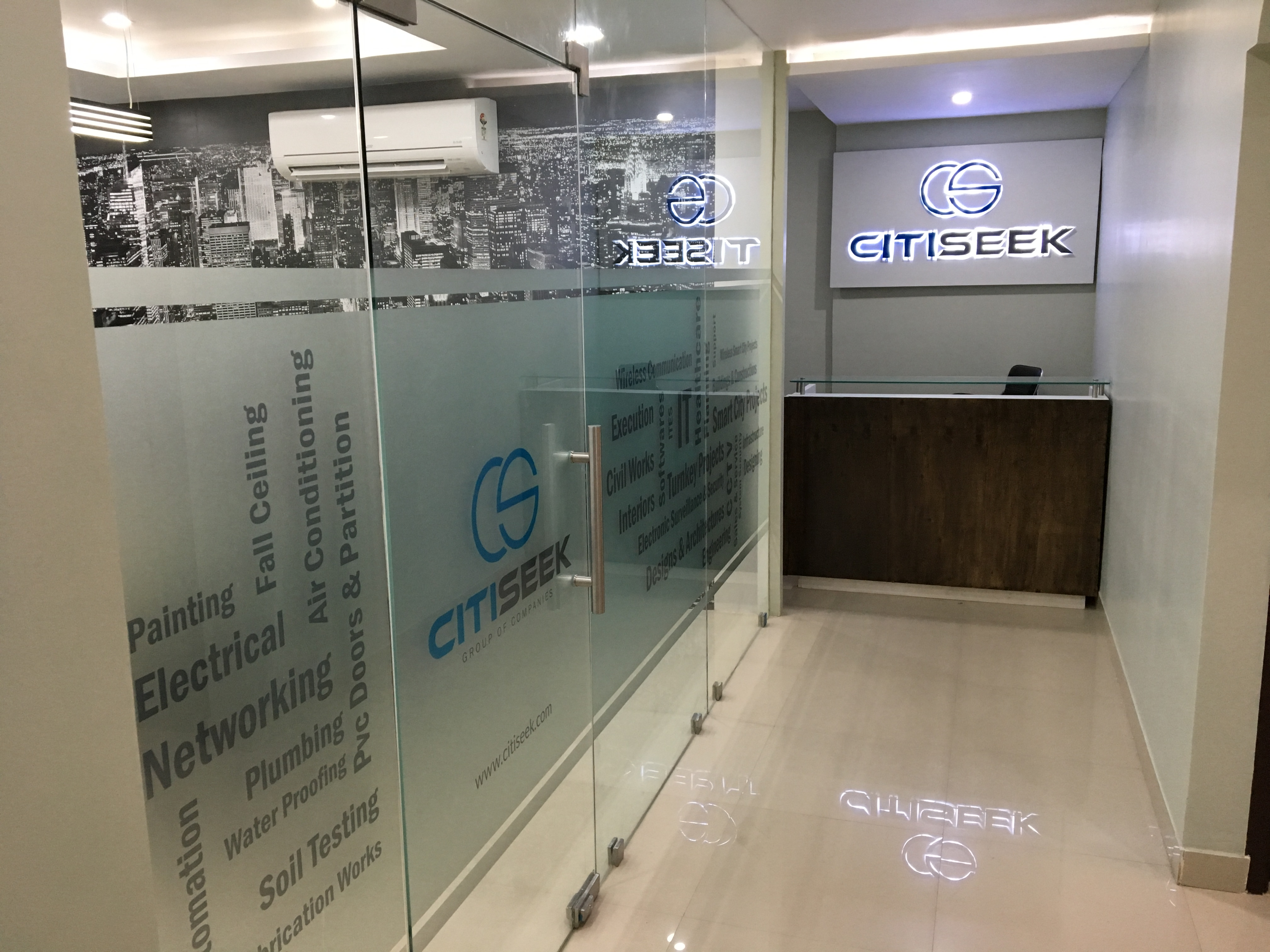 Citiseek It Services Infraventures Electrical Electronics Engineering Systems Mechanical Electronic Subcontract Design Photos